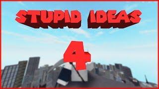 Roblox Parkour: Stupid Ideas 4 (OP, Slender, & More)