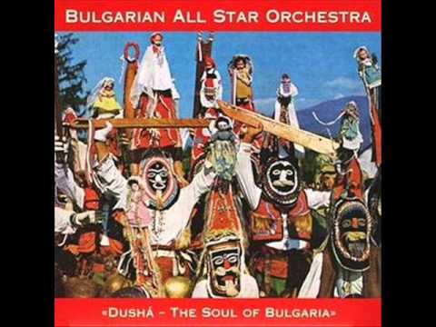 Bulgarian All Star Orchestra - The Wind of the Danube