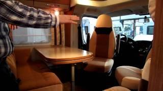 Burstner Nexxo 728 G 2012 kampeerauto Reisemobile nu bij Meerbeek Caravans  CampersMP4