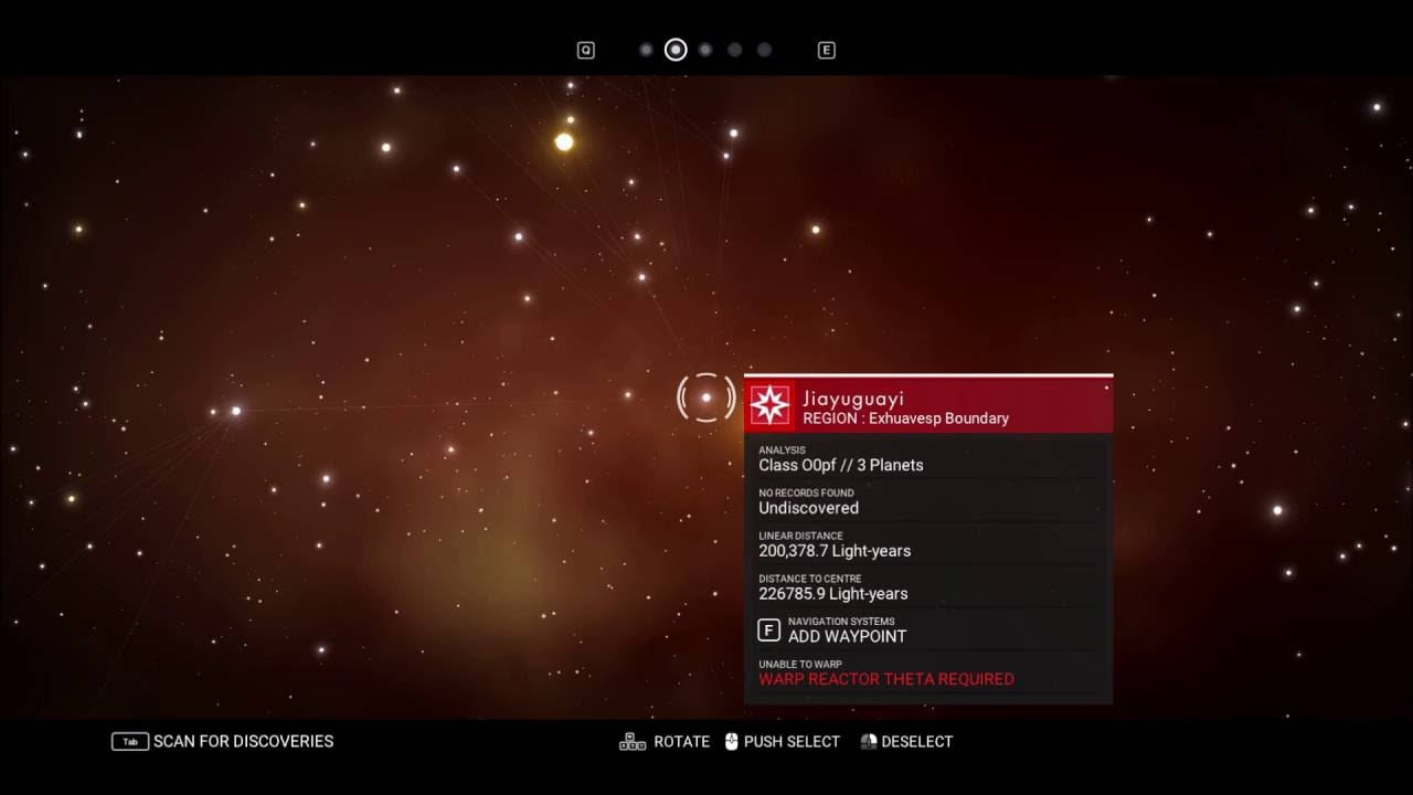 What is the size of the Galaxy in NO MAN'S SKY? - YouTube