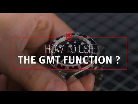 TUDOR Tutorial #12: How To Use The GMT Function?