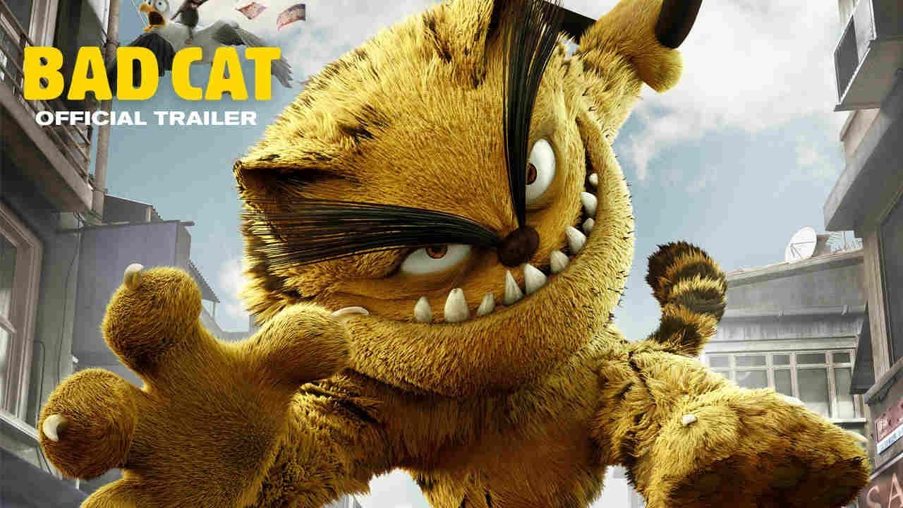 Bad Cat |2018| Official HD Trailer