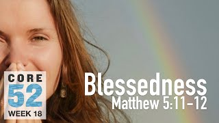 Core 52 -18- Blessedness