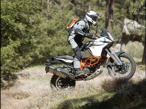 2017 KTM 1090 Adventure R First Ride Review