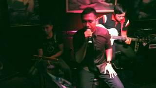 There's No Easy Way To Break Somebody's Heart - James Ingram by Thor Dulay @ Cafe Marcello