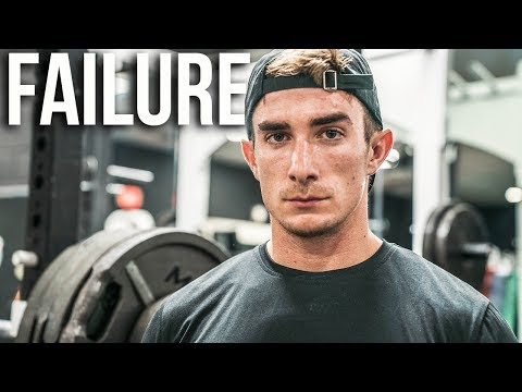 FAILURE - Powerlifting Prep Ep. 17