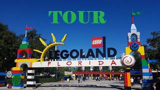 Legoland Florida Theme Park 2019 Tour & Review