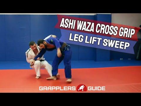 Vladislav Koulikov - Ashi Waza Cross Grip Leg Lift Sweep