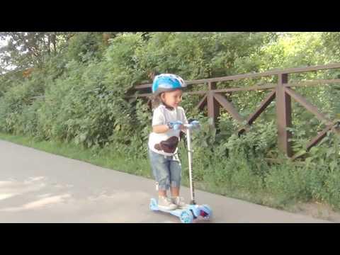 Самокаты-кикборды Novatrack - тренд активных малышей