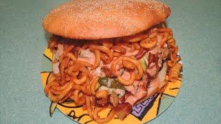 Krisch's Burger Challenge 5lb UNDEFEATED