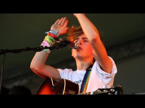 BBC Introducing: Park Bench Society at Reading Festival 2012