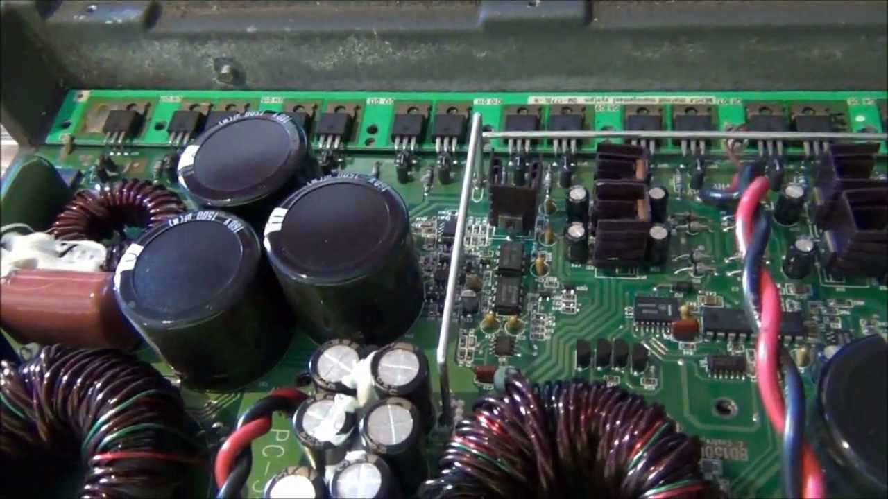 maxresdefault rockford amplifier repair dry joints youtube  at mr168.co