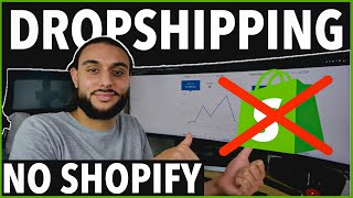 I TRIED DROPSHIPPING WITHOUT USING SHOPIFY (7 DAY CHALLENGE)
