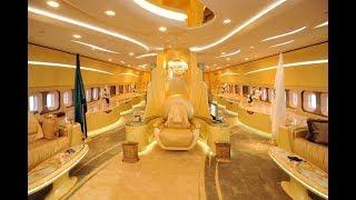 Как путешествует король Саудовской Аравии.