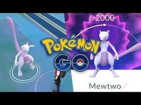 FIRST MEWTWO CAUGHT IN POKEMON GO update 0.51.0 AT AREA 51!!! REAL OR FAKE?