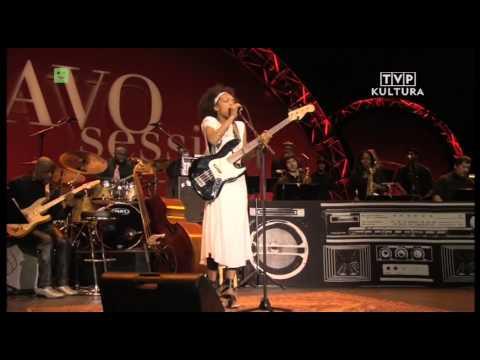 Esperanza Spalding ... @ Avo Session 2012