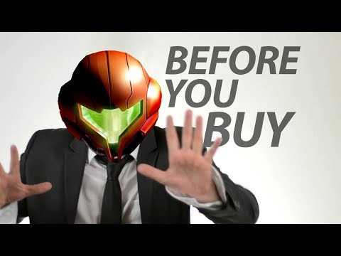 Metroid: Samus Returns - Before You Buy