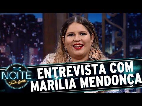 Entrevista com Marília Mendonça | The Noite (04/09/17)