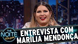 entrevista com marlia mendona   the noite 04 09 17
