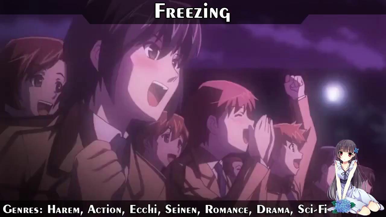 Top 5 Hot Body Girls In Anime