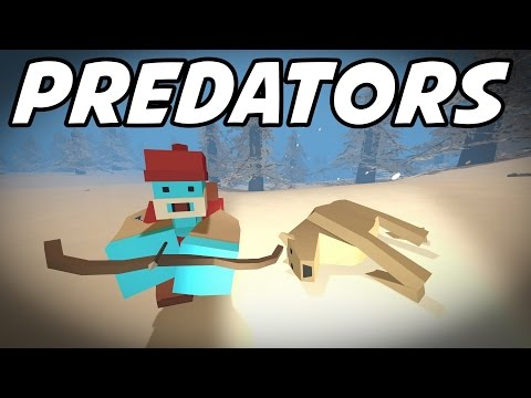 """UNTURNED - E27 """"Bear & Wolf Hunting!"""" (Role-Playthrough 1080p)"""