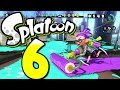 Let's Play SPLATOON ONLINE Part 6 Medusa-Klecksroller räumt den Weg [Deutsch/60FPS/HD]