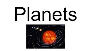 List Of Hypothetical Solar System Objects