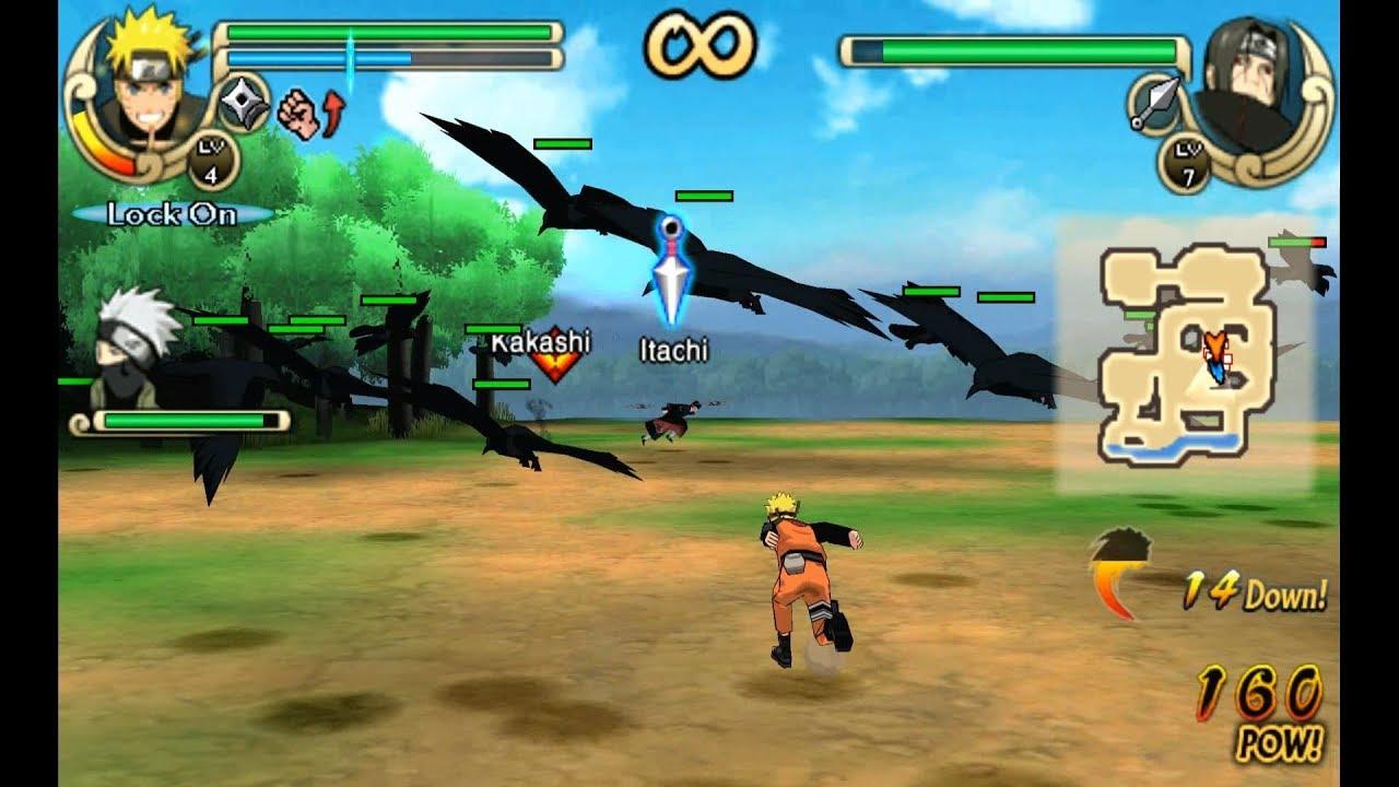 Naruto Shippuden: Ultimate Ninja Impact - Walkthrough part 1 ▻ 1080p 60fps - No commentary ◅ - YouTube