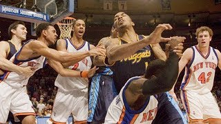10 CRAZY NBA Fights That Got Out Of Hand