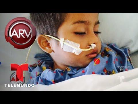 Indocumentado será deportado y su hijo tiene leucemia | Al Rojo Vivo | Telemundo