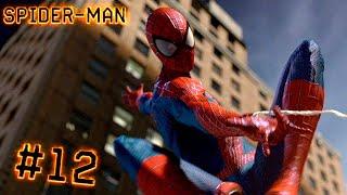 Прохождение игры Человек Паук 2 : Часть 12 - ФИНАЛ [Spider-Man 2 THE GAME] FINAL