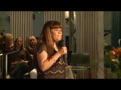 Dina Santamaria 28.10.2017 Cumbre Mundial De Los Milagros