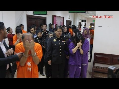 11 Sarawak immigration officers nabbed for suspected graft remanded for a week