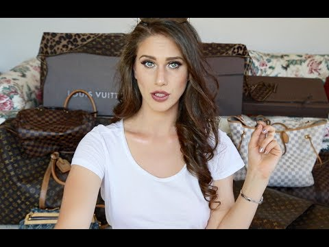 Getting Rid Of $25,000 Worth Of Louis Vuitton