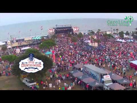 Carolina Country Music Festival Timelapse from Myrtle Beach, SC