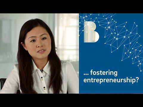 Roland Berger fosters entrepreneurship