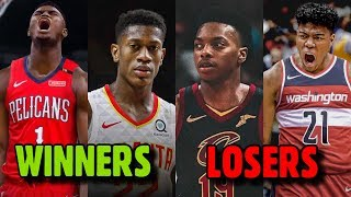The BIGGEST WINNERS and LOSERS of the 2019 NBA DRAFT
