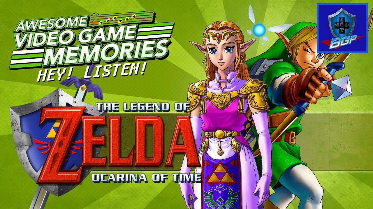 Legend Of Zelda Ocarina Of Time 3ds Review – Fashionsneakers