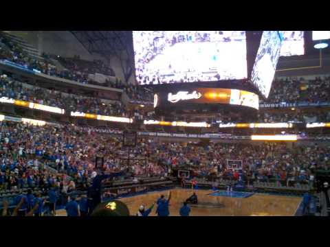 Mavericks / Heat Comeback - American Airlines Center watching party 6/2/11