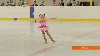 Юная фигуристка из нашего города победила в московском турнире