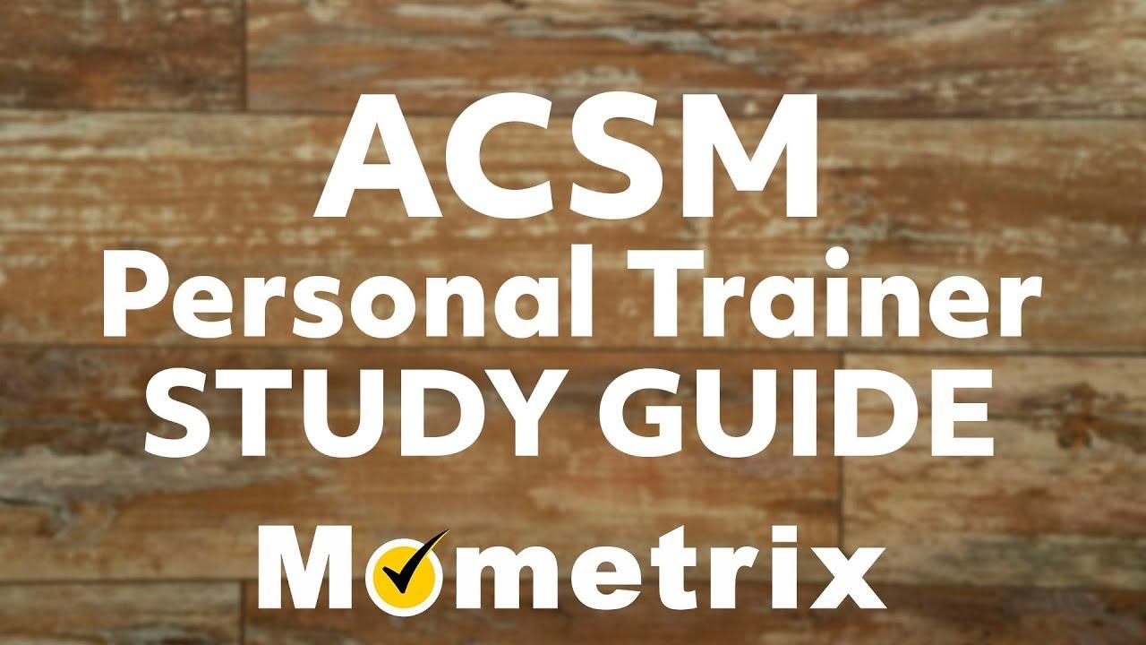 acsm cpt practice test free