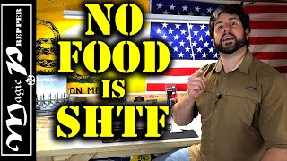 The Food Shortage is Already Here | No Food is SHTF