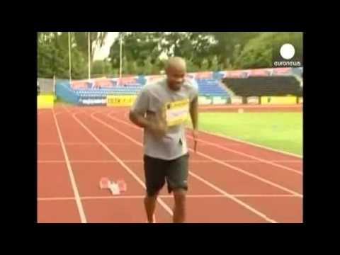 Jamaica's Asafa Powell banned for doping