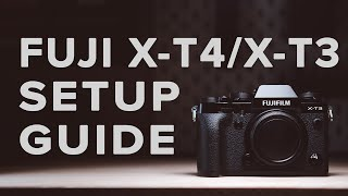 Best Settings For The Fujifilm X-t3 | Tips & Full Setup Guide