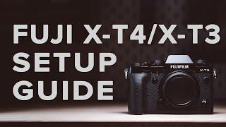 Best Settings For The Fujifilm X-t3 | Tips & Full Setup Guide