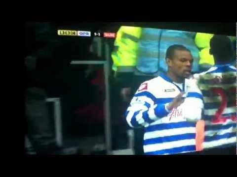 Qpr v Sunderland 3-1 loic Rémy goal