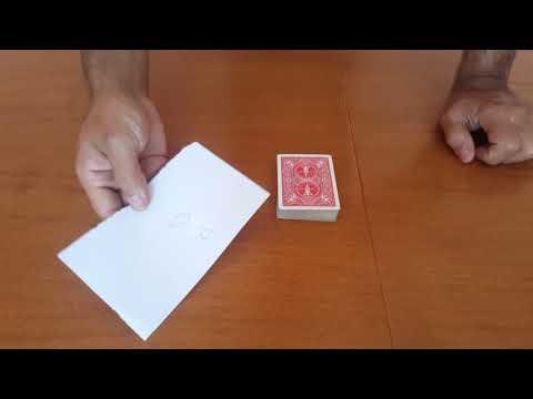 Tutorial Spettacolare gioco con le Carte