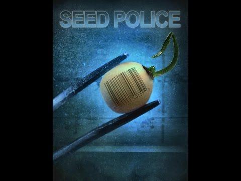 GMO Food, Seed Police novel, political thriller promo.