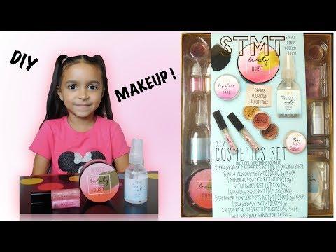 Making My Own Makeup - DIY STMT Kit