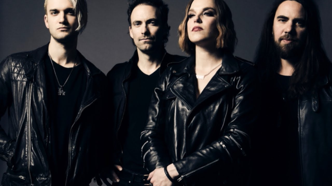 """Halestorm """"Back From The Dead""""  Live Q&A"""